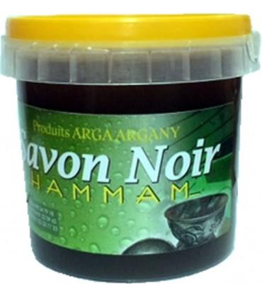 Savon Noir Hammam (Baldi) Naturel : 350g