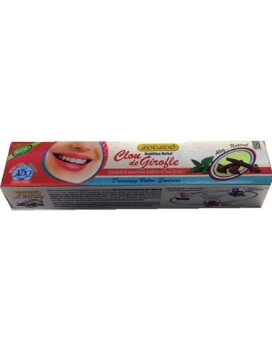 Dentifrice au clous de Girofle