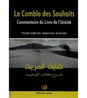 LE COMBLE DES SOUHAITS COMMENTAIRE DU LIVRE DE L'UNICITÉ