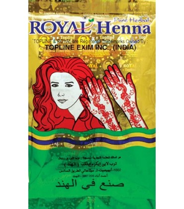 Henné Naturel Royal