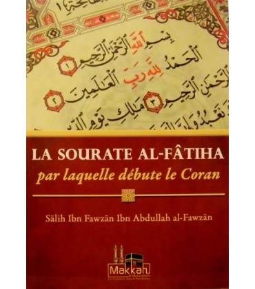 La sourate Al Fatiha