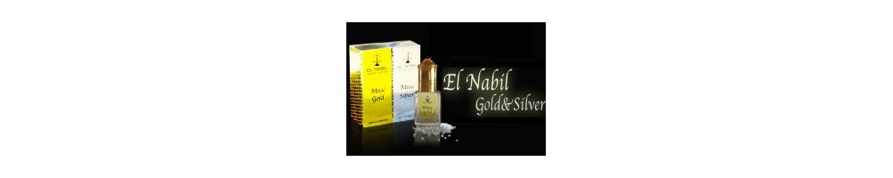 El Nabil Gold & Silver Collection (5ml)
